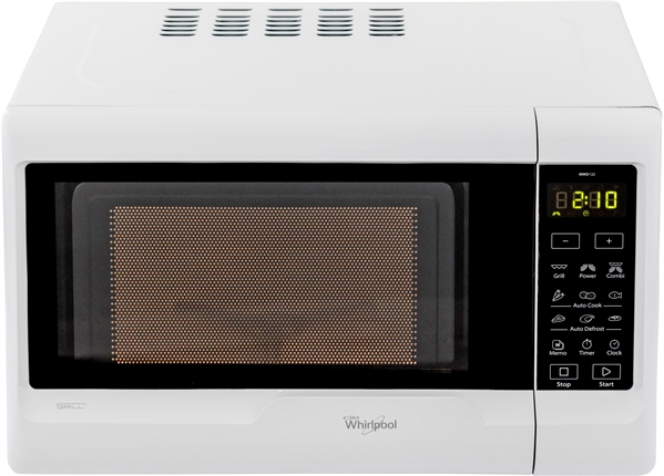 Electrodomésticos Mejores Microondas WHIRLPOOL MWD 122 WH