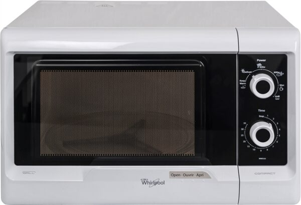 Electrodomésticos Mejores Microondas WHIRLPOOL MWD320WH